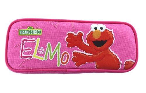 Pink Elmo Pencil Pouch - Sesame Street Elmo Pencil Box