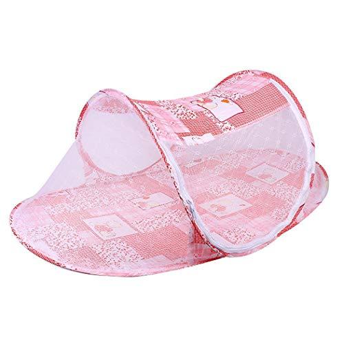Legros8 Foldable Infant Baby Mosquito Net Tent Travel Instant Crib Crib Netting