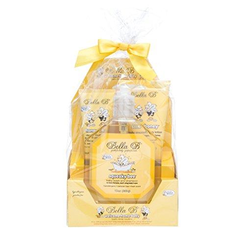 Bella B 3-Piece Baby Gift Set by Bella B Bodycare