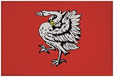 U24 Aufn/äher Kreis Stormarn Fahne Flagge Aufb/ügler Patch 9 x 6 cm