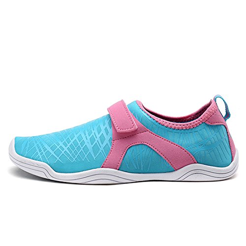 Slip DREAM Shoes On Pink Womens PAIRS Water Athletic Skyblue TEqpZwE
