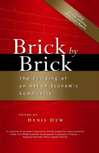 Download Brick by Brick: The Building of an ASEAN Economic Community Pdf