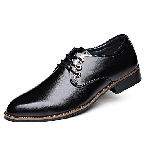 41 Xujw EU Color Scarpe Scarpe Nero eleganti Stringate stringate Dimensione per shoes Nero Basse uomo 2018 r6wqrv