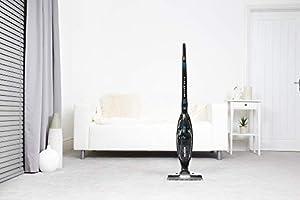 Hoover Freemotion FM216LI - Aspirador escoba sin cable, 21,6 V, Negro y Azul: Hoover: Amazon.es: Hogar