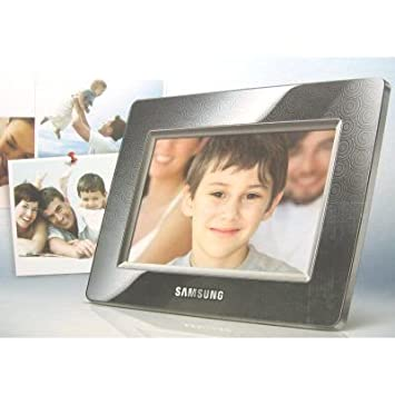 Samsung Spf105p 102 Inch Digital Photo Frame Black Amazon