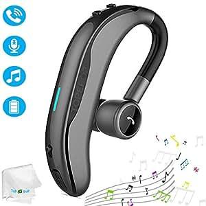 Amazon.com: Bluetooth Headset Wireless Headphone Handsfree