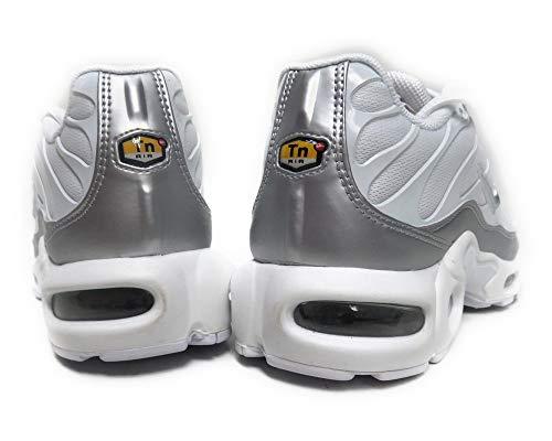 Max Air white Plus Nike Silver WzT10x6fp