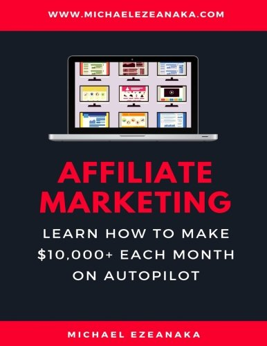 41aDWIPEPAL - Affiliate Marketing: Learn How to Make $10,000+ Each Month on Autopilot.