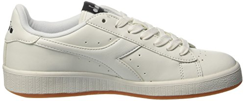 Adulto P Sneaker a Game Collo Diadora Bianco Unisex Basso – 5T8xwqw