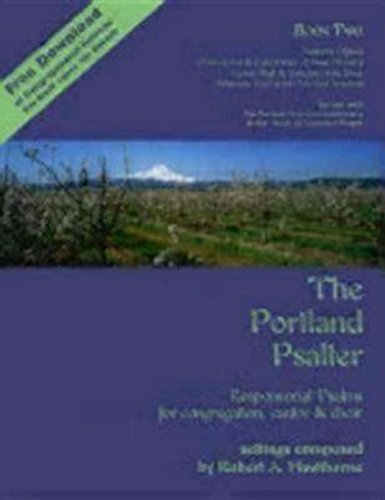 the-portland-psalter-book-two-responsorial-psalms-for-congregation-cantor-choir