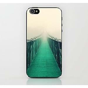Cubierta Posterior - Gráfico/Color Mixto/Diseño Especial/Otros - para iPhone 6 ( Multicolor , Policarbonato )
