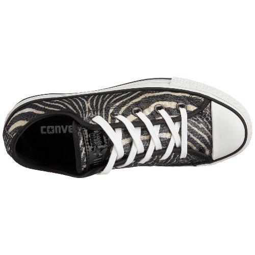 Converse Chuck Taylor Hombres Zebra Design Lentejuela Ox 13 (d) Us Hombres