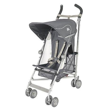 Maclaren Volo Stroller - Charcoal/Silver