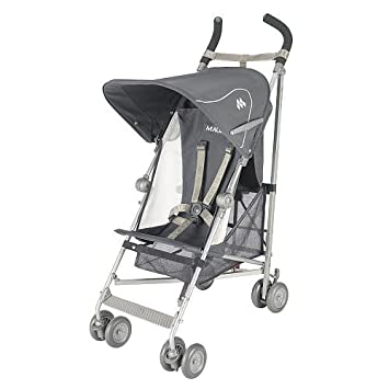 Maclaren Volo Stroller - Charcoal/Silver  sc 1 st  Amazon.com & Amazon.com : Maclaren Volo Stroller - Charcoal/Silver : Baby ...
