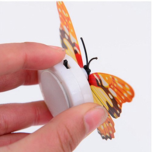 Firefly Romantic Magic Colorful Butterfly Decorative Light