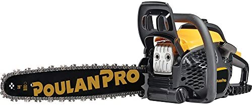 Poulan Chainsaw Gas 50CC - Ciclo de Barra (20 Unidades): Amazon.es ...