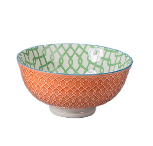 BIA Links Footed Bowl 4.75