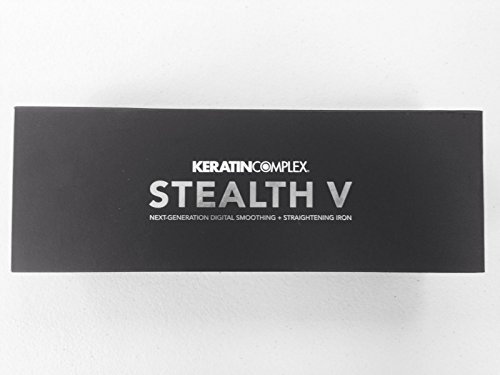 Keratin Complex Stealth V Digital Smoothing and Straightening Iron by Keratin Complex