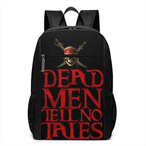 Pirates Of The Caribbean Backpack - Glovesdkhh Pirates of The Caribbean Dead