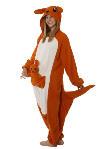 Kangaroo Kigurumi (Adults