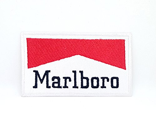 2 best marlboro patch iron on