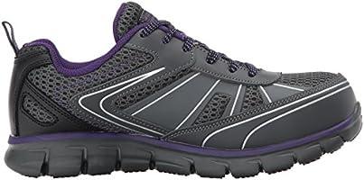 Skechers for Work 77207 Womens Synergy Algonac Boot Choose SZ//Color.