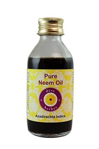 Deve Herbes Pure Neem Oil (Azadirachta Indica) 100ml - 10...