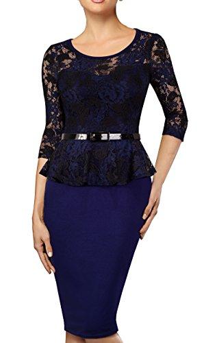 Buy below the knees formal dress - 5