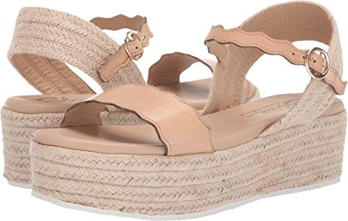 (Sbicca Women's Charasmatic Natural 8 M US)