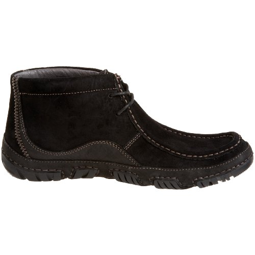 Puppies Hush Boot Black Drivetrain Men's d6qxrw76UX