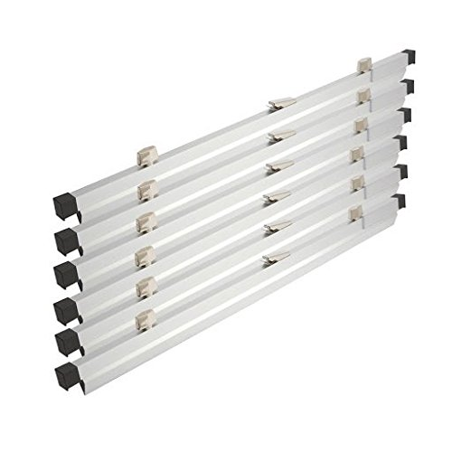 Sheet File Hanging Clamps - 7