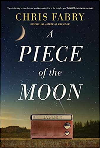 Amazon.com: A Piece of the Moon: A Heartwarming Novel about Small Town Life  Set in West Virginia in the 1980s (9781496443441): Fabry, Chris: Books