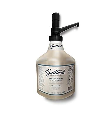 Guittard White Chocolate Sauce 125oz