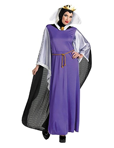 Std Size Women (12-14) - Disneys TM Snow White  EVIL Queen Costume -