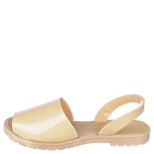 Bamboo Seasons-01 Sandal Nude