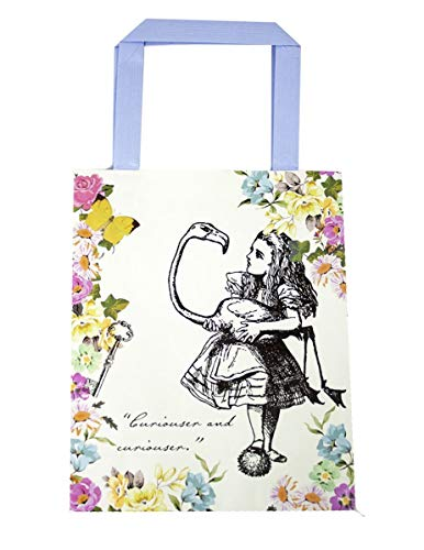 Talking Tables Alice In Wonderland Party Supplies | Party Bags, Birthday Party Treat Bags | 8 -
