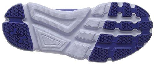 Under Armour Ua Gps Rave Rn, Zapatillas de Running para Niñas Morado (Deep Periwinkle 178)