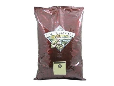 Tahitian Vanilla Mountain Water Decaffeinated Coffee, Whole Bean (5 Pound Bag) - Tahitian Whole Bean Coffee