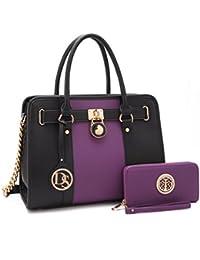 collection Fashion Women Purses and Handbags Ladies Designer Satchel Handbag Tote Bag Shoulder Bags with coin purse