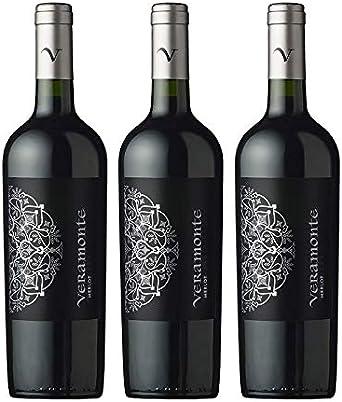Merlot Veramonte - Vino tinto de 75 cl - D.O. Valle de Casablanca ...