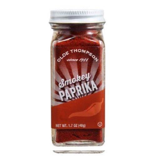 Olde Thompson Smokey Paprika Seasoning, 1.7 Ounce