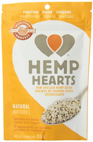 Manitoba Harvest Hemp Hearts (56g), 12-Count Packages