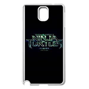 Comics Teenage Mutant Ninja Turtles Movie Logo Poster Samsung Galaxy Note 3 Cell Phone Case White gift pjz003-9358754