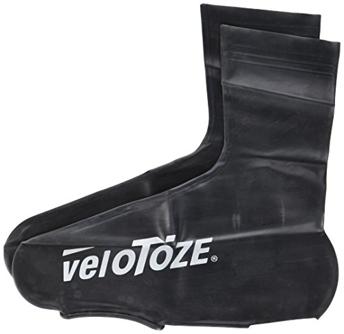 veloToze Tall Shoe Covers MEDIUM BLACK