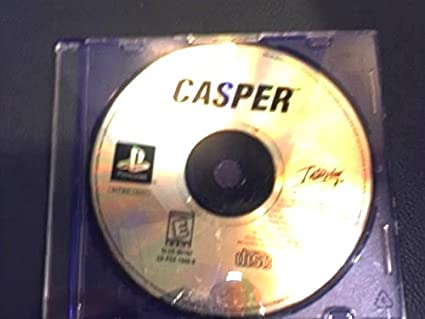 Amazon com: Casper Playstation Video Game Compact Disc Cd-rom Game