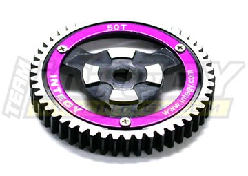 Integy RC Model Hop-ups T7096 Steel Spur Gear for HPI Savage-X, 21 & 25 - Gear Hpi Spur