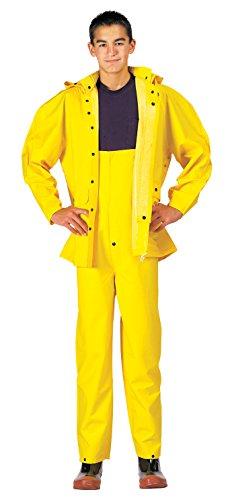 Rothco Deluxe Heavyweight PVC Rainsuit, 2XL ()