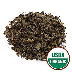 Organic Holy Basil Leaf C/S (Rama) ()