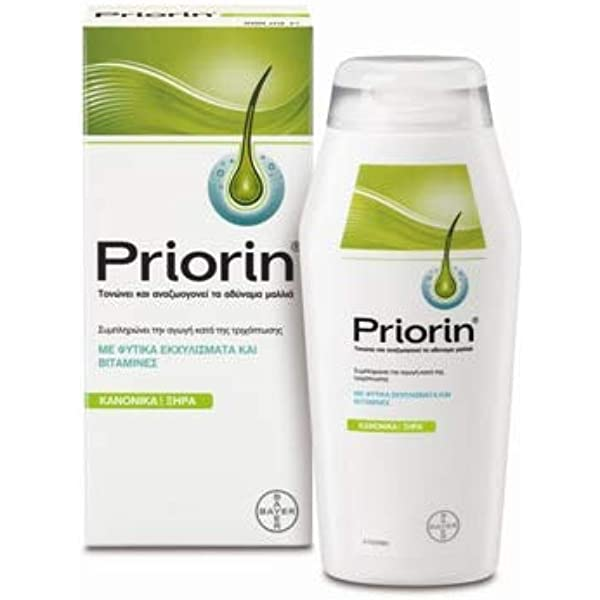 Priorin anticaída Pack ahorro. 120 cápsulas: Amazon.es: Salud y ...