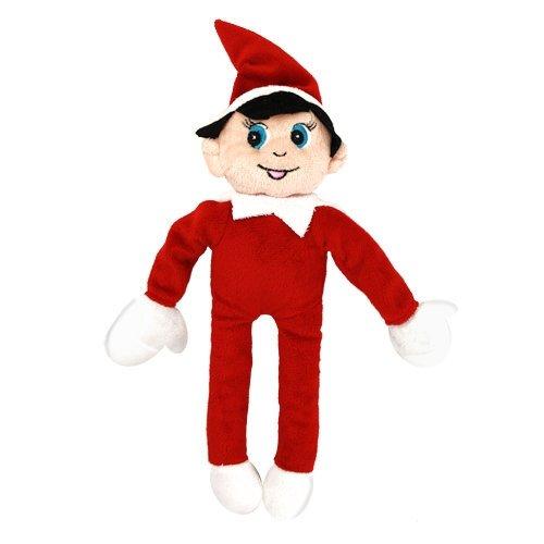 Holiday Slingshot Flying Elf